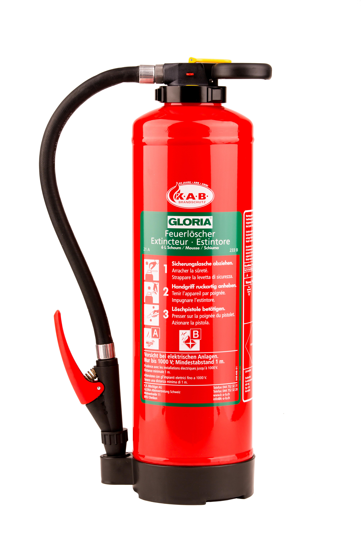 Gut gemocht Ihr Partner für Brandschutz : K.A. Blöchliger AG DY35